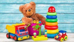 детские игрушку