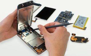 ремонтировать телефон