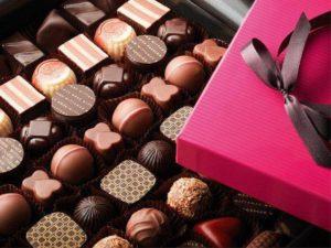 Какой срок годности шоколадных конфет