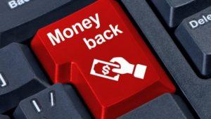 Претензия на возврат денежных средств: образец