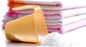 Сколько составляет срок годности стирального порошка